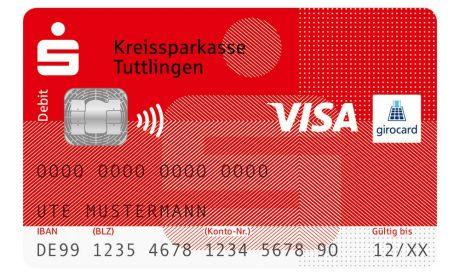 Sparkassencard Kreditkarte